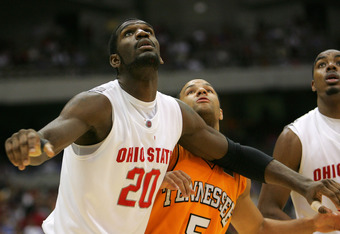 We forget that Greg Oden was once the nation's best interior defender; an honor Anthony Davis now owns.