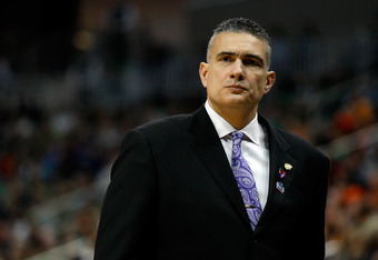 Frank Martin is one of five coaches new to the SEC.