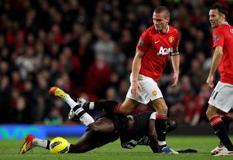 Nemanja Vidic: Sorely Missed By Manchester United For Much of Last Season
