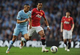 Nani: A Good Euro 2012 Means He'll Probably Edge Ashley Young Out of the Starting XI