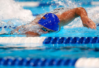 Ryan Lochte will try to beat Michael Phelps in the 200 meter freestyle finals at the U.S. Olympic Trials on Wednesday night.
