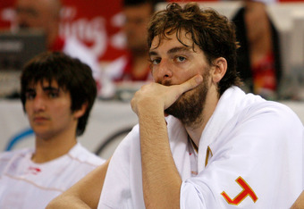 Ricky Rubio and Pau Gasol could have a reunion in Minnesota come November.