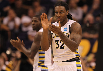 Jae Crowder looks to be a second round steal.