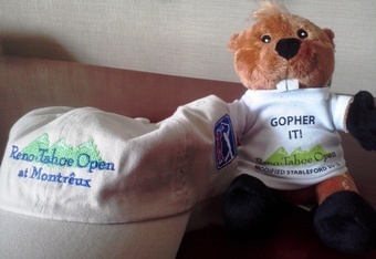 This is the RTO gopher who is very excited about the new Modified Stableford scoring format for the 2013 Reno-Tahoe Open... catch all the excitement on the Golf Channel beginning on Thursday, August 2nd.