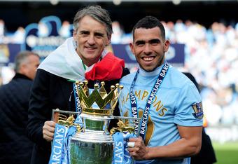 Things weren't always so friendly between Carlos and Roberto last season.