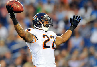 Matt Forte, Chicago Bears