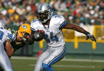 Kevin Smith, Detroit Lions