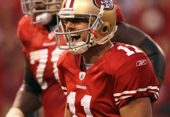 Kaepernick's future in SF likely hinges on how No. 11 performs in 2012.