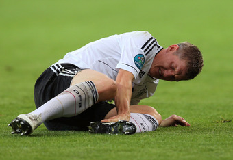 Bastian Schweinsteiger has returned to fitness following his ankle injury against Greece.