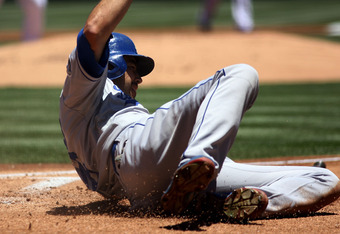 Andre Ethier is hurt again. Shocker.