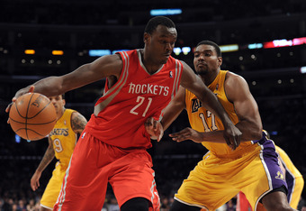 Dalembert figures to be Milwaukee's starting center.