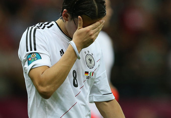 Germany has never beaten Italy in a competitive fixture. The pain continues.