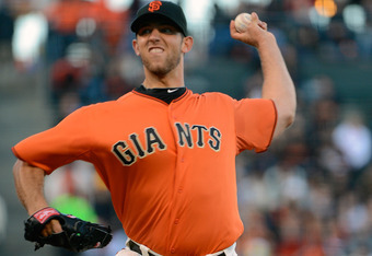 Bumgarner is going for win number 10 tonight.
