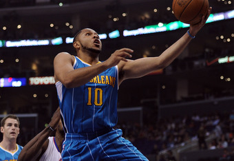 Eric Gordon will return to New Orleans to find a new high-octane backcourt mate.