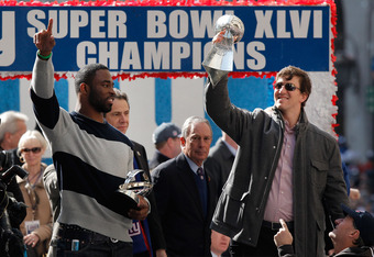 The Giants have made winning the Super Bowl from the wild card spot an art form.