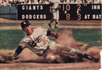 It wasn't Maury Wills' job to drive in runs—and he didn't.