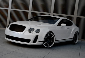 photo of Bentley Continental courtesy of fashion-turned-cars.blogspot.com