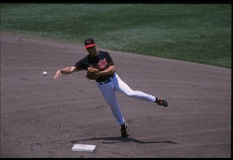 You may be surprised to hear that Ripken actually ranks as one of the five best defensive shortstops in major league history.