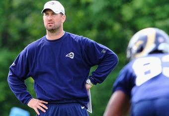 Brian Schottenheimer, Rams Offensive Coordinator (ganggreennation.com)