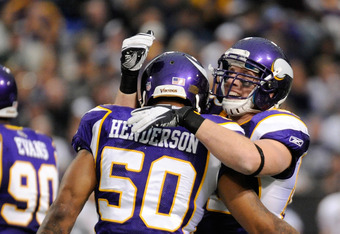 Henderson and Greenway deserve their spots at linebacker much more than Griffen