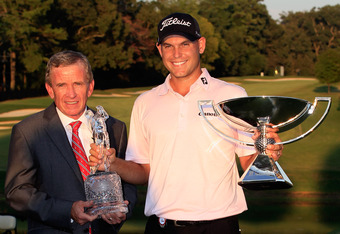 Bill Haas won the 2011 FedEx Cup and the Tour Championship