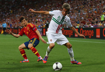 Fabio Coentrao can expect to be a constant fixture of the national side for years to come.