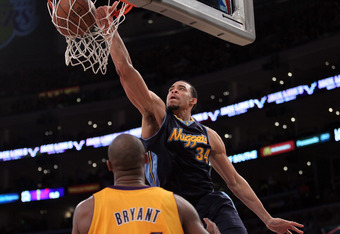 Could JaVale McGee be joining the Hornets in 2012?