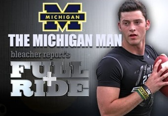 Shane Morris will likely be Michigan's starting quarterback during these seasons