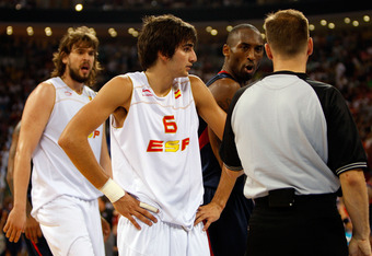 The loss of Ricky Rubio was a huge blow to Spain's gold medal chances this summer.
