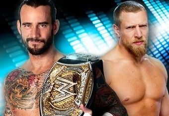 Anyone have objections to more Punk vs. Bryan? (photo via wrestlinglatino.com)