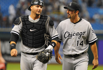 Pierzynski should be in Kansas City with Paul Konerko July 10, but his 2012 production was ignored.
