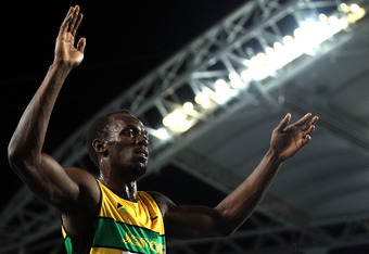 Usain Bolt had a rough weekend in his native Jamaica.