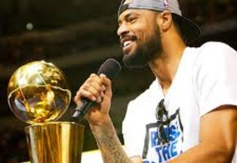 Tyson Chandler took his talents to New York and won Defensive Player of the Year honors...