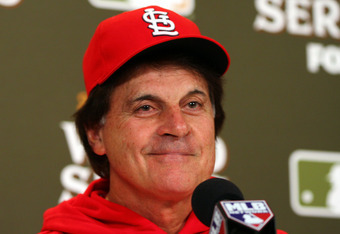 Tony La Russa didn't need any help in looking foolish for leaving Johnny Cueto off the NL All-Star team.