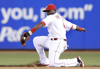 Was Brandon Phillips really snubbed from the NL All-Star team?