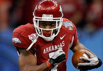 Arkansas RB Knile Davis