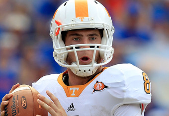 Tennessee QB Tyler Bray