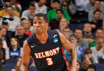Karron Johnson and the Belmont Bruins will face some tougher competition in the Ohio Valley Conference this season.