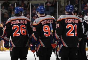 Could this be the Isles' top line next year?