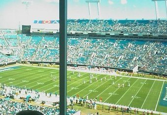The Jaguars have had paltry attendance the last few years