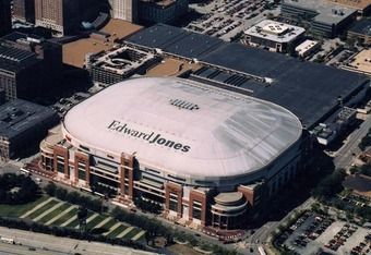 The Rams need an upgrade over the Edward Jones Dome
