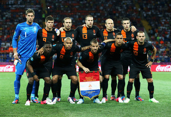 The Dutch team, glutted with superstars, failed to make it to the knockout rounds.
