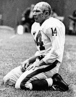 Ya Tittle Display Image Original Joe Mays American Football Wikipedia