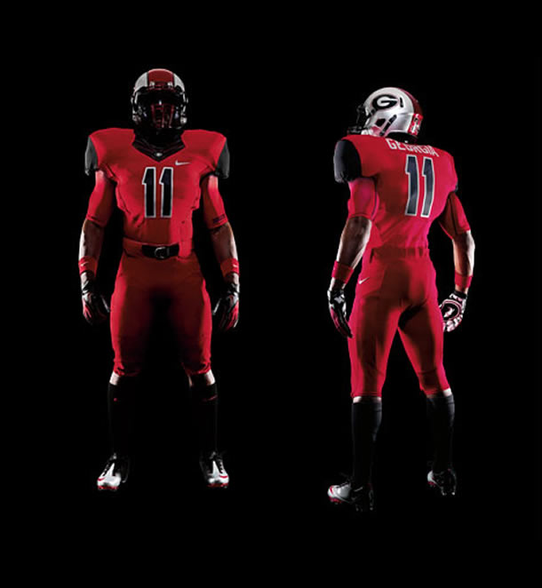 Ranking the Nike Pro Combat Uniforms on Kickoff Saturday