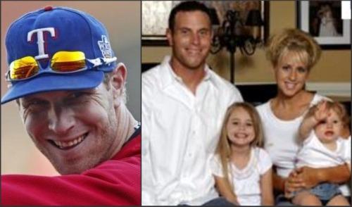 Josh Hamilton S Wife Pics Of Rangers Slugger And