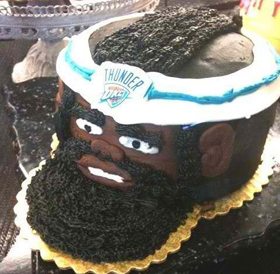 James-harden-is-a-cake