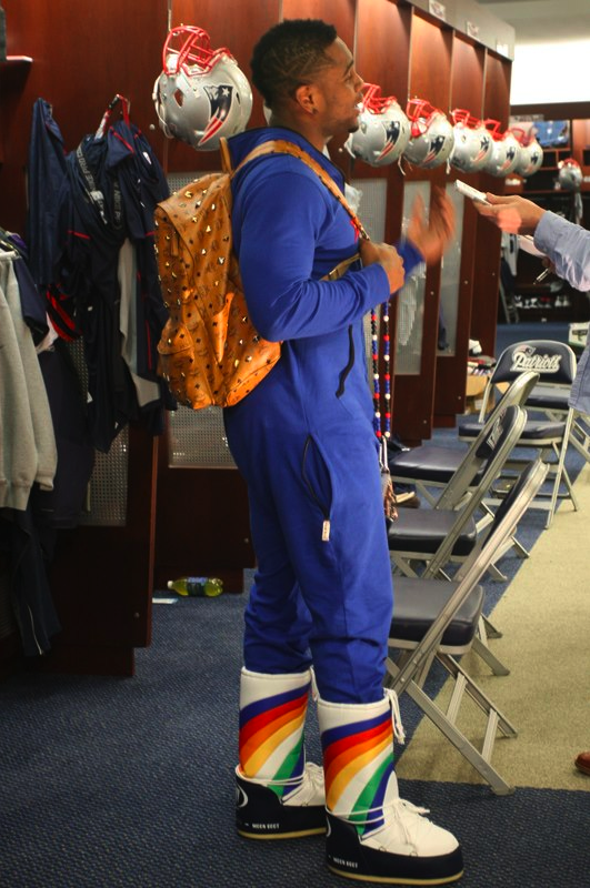Httpwww Overlordsofchaos Comhtmlorigin Of The Word Jew Html: Stevan Ridley Obviously Wearing Rainbow Brite Moon Boots