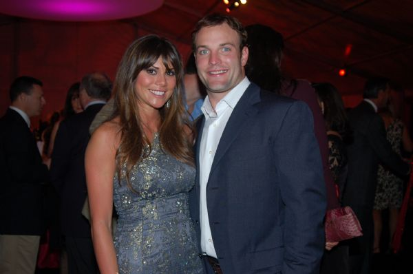 wes welkers wife anna burns blasts ray lewis bleacher
