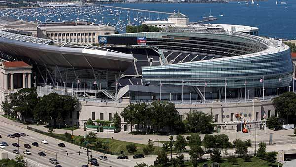 history and renovation of soldier field essay