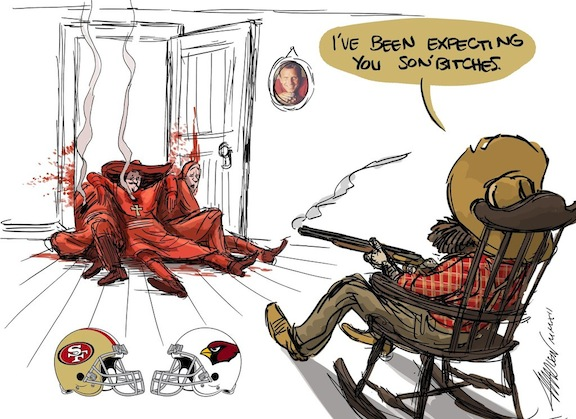 Pixar Animator Captures Nfl Season In Review Bleacher Report